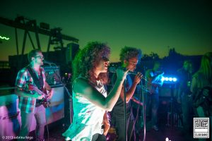 live partyband frankfurt boot ms catwalk