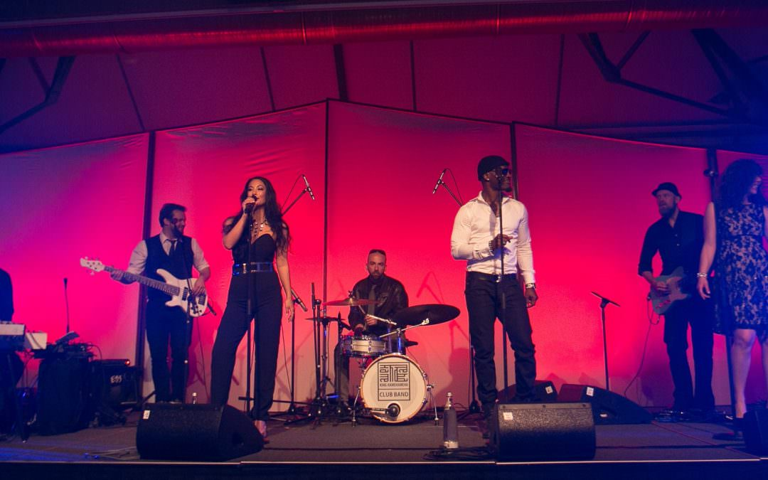 Partyband Berlin Auftritt feat. Deborah Lee