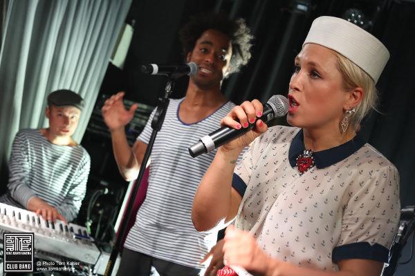 King Kamehameha Club Band – Leinen los in Hamburg